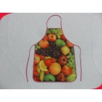 Non-woven Fabric Commercial Chef Custom Printed Aprons to Protect Clothes for Men