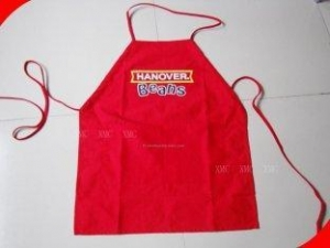 China Personalized Design PrettyBars Customized Printed Aprons for Hostess/ Waitress on sale