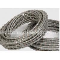 China Diamond Beaded Rope Wire Saw on sale