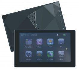 China Widescreen Portable GPS Navigator on sale