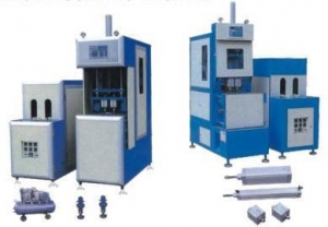 China 880 semi-automatic stretch blow moulding machine on sale