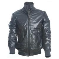 Black Mens Leather Jacket
