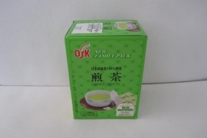 China OSK Japanese Green Tea on sale