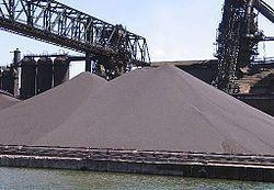 China Iron Ore Chemical Specification on sale