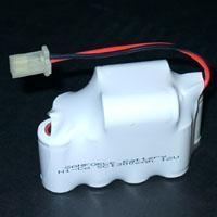 China 12V 1300mA NiCad Rechargeable Battery[NC-1213P] on sale