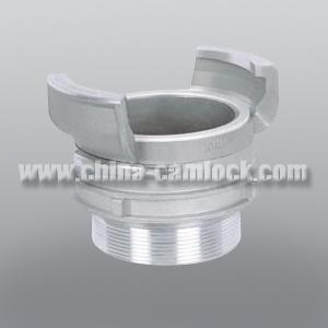 China Aluminium Guillemin Couplings Aluminum Guillemin Couplings on sale