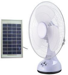 China Solar Desk Fan on sale