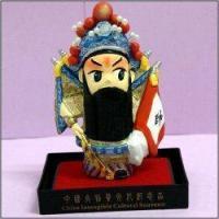 Peking Opera Collectible Figurines YUE FEI