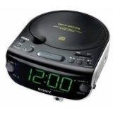 China Sony ICF-CD815 AM/FM Stereo CD Clock Radio with Dual Alarm on sale