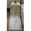 China Shabby and vintage Wild Rose Quilted Floor Runner/rug24