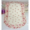 China Shabby and Vintage Judy Rose Quilted Floor Rug/bath Mat 20