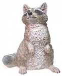 Raccoon Figurine 16in