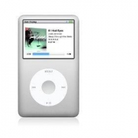China Apple iPod classic 120 GB Silver (6th Generation) LATEST MODEL on sale