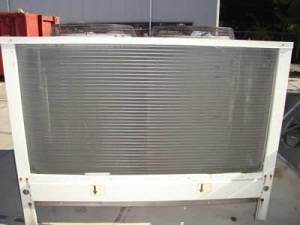 China USED AIR COOLED CARRIER CHILLER on sale