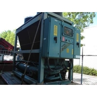 USED AIR COOLED YORK CHILLER