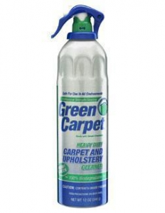 China Carpet Chemicals Green Carpet & Upholstery Cleaner on sale