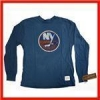 China Retro Brand New York NY Islanders Long Sleeve T-Shirt M for sale