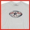 China Retro Sport Boston Patriots White Long Sleeve T-Shirt M for sale