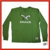 China Retro Sport Philadelphia Eagles Long Sleeve T-Shirt, M for sale