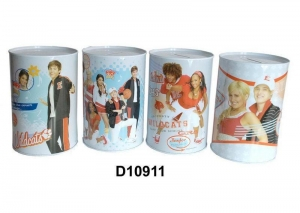 China High School Musical Disney High School Musical 10.2cm x 15cm Money Tin on sale