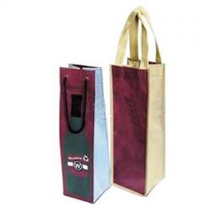 China nonwoven wine Bag on sale