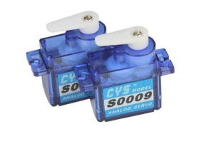 China 9g Analog Plastic Gear Servo on sale