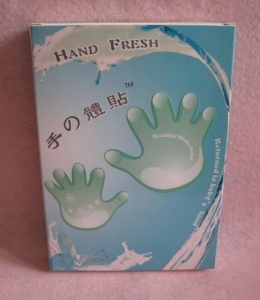 China Hand Care Whitening and Moisturizing Hand Mask on sale