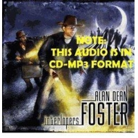 Interlopers MP3-CD by Alan Dean Foster