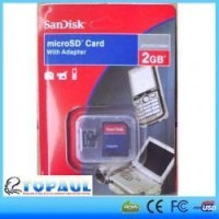 Sandisk Micro SD Card (new packing)