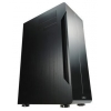 China Lian Li PC-X500B Black Aluminium Super Midi Case No PSU for sale