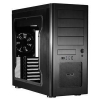 China Lian Li PC-8NWX Black Aluminium Midi Chassis & Window for sale