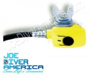 China Low Profile (Safe Second) Yellow Scuba Regulator Octopus on sale