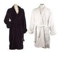 China Men s Cotton Terry Robe on sale . 25d5c06c0