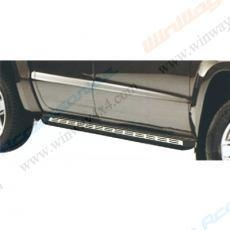 China ALUMINIUM RUNNING BOARD FOR VW AMAROK PICK UP/CHINA SIDE BAR FOR AMAROK C11VW on sale