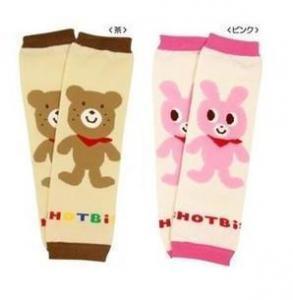 China Mikihouse Cotton Leg Warmer on sale