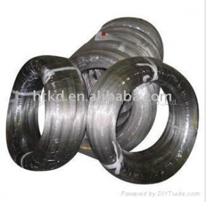 China Stainless Steel Flat Wire on sale