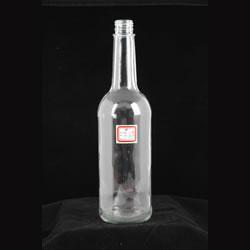 China Vodka Glass Bottle on sale