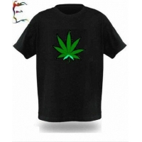 China Light up t-shirt WEL-A107 on sale