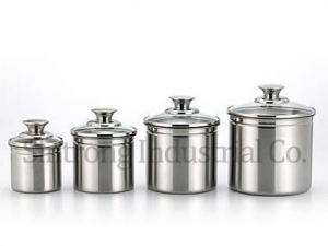 China Kitchen storages Canister KS608 on sale