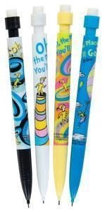 China Oh The Places You'll Go Mechanical Pencils 24 Pack on sale