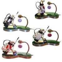 China Golf Magnetic Levitation Brush pot on sale