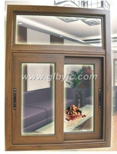 China Energy-saving sliding windows-JN65 on sale