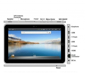 China 10 Inch Tablet PC With GPS Navigation Function-Promotional Tablet PCS-Tablet PC-www.yutongusb.com on sale