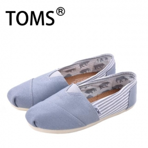 China T33020004 NWB Toms Corbel Classic Vegan Flats - W from size 19-46 on sale