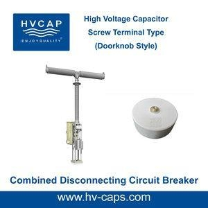 China High Voltage Ceramic Capacitor for Circuit Breaker on sale