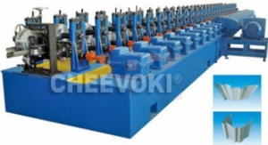 China Security door forming machine - CHEEVOKI M&E SHANGHAI CO., LTD. on sale