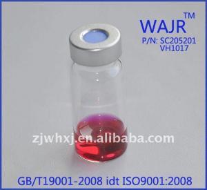 China HPLC 10ml crimp headspace vials on sale