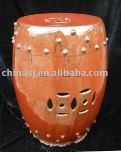 China Ceramic Garden Stool on sale