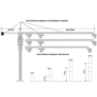 Earthmoving QTZ 63-100 Tower Crane