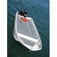 Aluminum Boat YBAB220V Aluminum Boat (V)